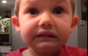 Viral Video: Hilarious kid does not to get married nor kiss a girl