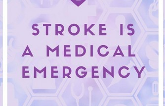 Pediatric stroke awareness: 14-year-old teen shared her experience