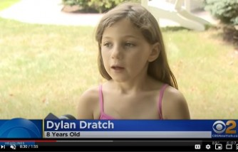 """Neighbor bravely saved 8-year-old girl from """"extremely rare"""" fox attack"""