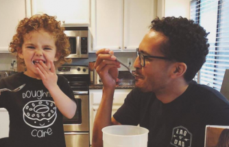 Dad from California Makes Ice Cream to Keep His Family and Community Happy