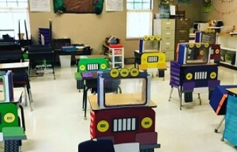 Teacher Used Own Money to Make Schooling Safe and Fun for Kids