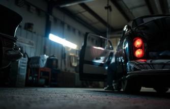 dad, transform garage, real classroom