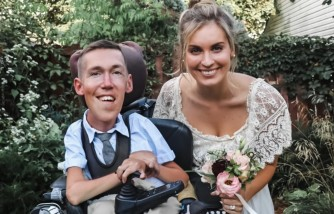 Inspiring Interabled Couple Just Got Married