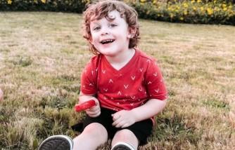 3-year-old oregon boy, dies after shooting himself
