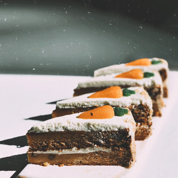 Divorce Carrot Cake: Not Bad Juju, But a 'Good Luck Charm [Daughter Who Shared the Recipe Reveals]