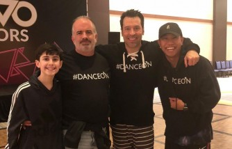 Son Was Bullied for Dancing, Dad Establishes Non-Profit to Raise Awareness About Acceptance