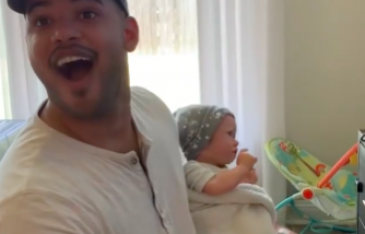 Baby Prank: Texas Mom Hands Fake Baby to Husband Who Did Not Even Notice