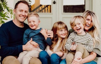 down syndrome advocate mom, shares how to find joy, amid the uncertainty