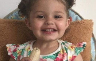 toddler who swallowed toilet cleaner, dies one week after, discharged from hospital, toddler dies after swallowing toilet cleaner, swallow toilet cleaner,
