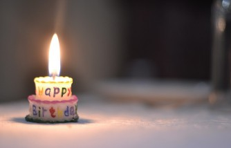 Newborn Son, Mom, and Grandmother Share the Same Birthday