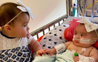 Parent Herald - Separated for More Than 200 Days After Birth, Twin Girls Finally Reunited