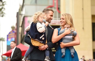 Parent Herald - Celebrity Dad Ryan Reynolds Loves Being a Girl Dad to His Daughters