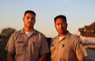 Parent Herald - Father And Son Graduate Police Academy Together In Tarrant County Texas