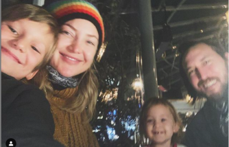 Kate Hudson Believes She Is a Strict Mom