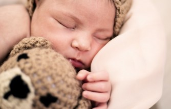 Research Reveals: Baby's Inconsistent Sleep Pattern Is Pretty Normal