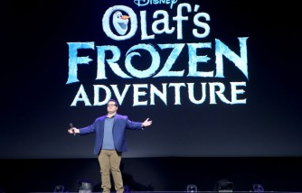 Frozen's Olaf story time