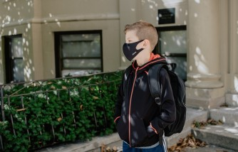 georgia schools that required mask-wearing, no covid cases, one month after classes started,