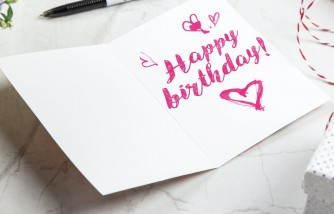 Woman from Ohio Receives a Birthday Card from Mom Who Already Died