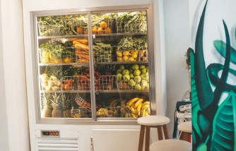 How to Double up Fridge Space Using This Mom's Trick