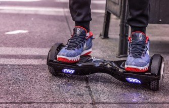 9-year-old boy gives up christmas wish list, 9-year-old boy gives up hoverboard, boy makes another kid happy