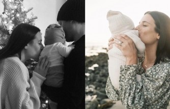 Parent Herald - Becoming a mother in a pandemic has changed the way Lea Michele celebrates holidays