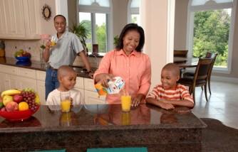 Children under age 2 should not drink fruit juice