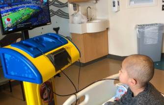 Nintendo Is Bringing Game Stations to Sick Kids at Hospitals