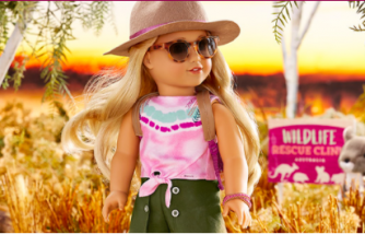 The 2021 American Girl Doll of the Year Is Protecting Wildlife Sanctuary