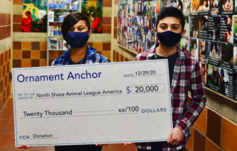 Connecticut Boys Donate Money to Animal Shelters; Money Was from Their Invention