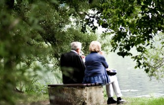 couple on a date