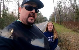Father and Daughter Duo Work to Clean Waterways in Florida