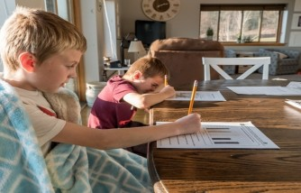 on homeschooling kids, parents need not be afraid of lacking a degree