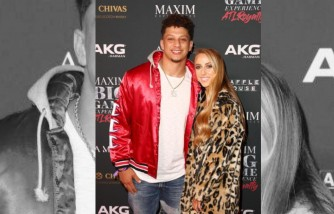 Patrick Mahomes an Britanny Matthews Welcome Their First Baby