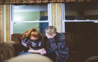 work depression affects children too
