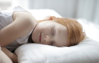 Here Are Easy Ways To Help Your Kids Get Enough Sleep
