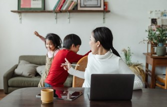 New Study Shows How Parents Are Flailing During Pandemic