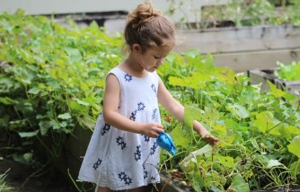 Why Gardening Is Good for Your Kids