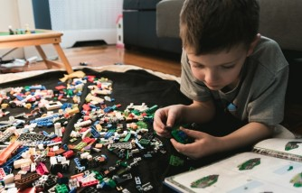 Why LEGO is Good for Your Child's Brain