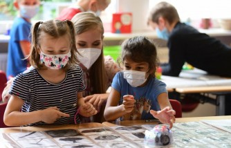 Parents in Georgia School District Want Face Mask Mandate Restored