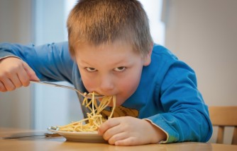 Child Obesity Study Reveals Links To Impulsiveness and Faster Eating