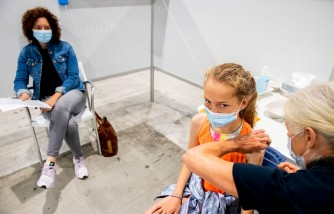 Families With Unvaccinated Children Try To Navigate COVID-19 Risks