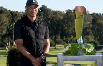 Tiger Woods Reveals Feelings as a 'Girl Dad' in New Series