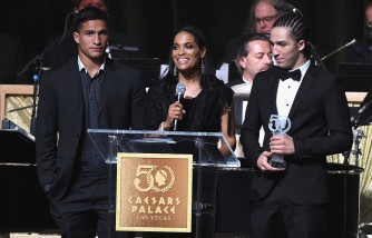 Nico Ali Walsh, Muhammad Ali's Grandson, Prepares to Carry Family Legacy