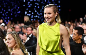 Kristen Bell Shares Daughter, Delta, Gets Excited When She Sees Her Name on TV