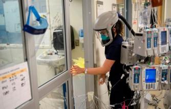 Mom of Teen Battling COVID-19 Hasn't Left Hospital Room in 10 Days