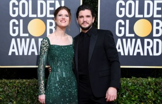 'Game of Thrones' Star Kit Harington Gives Rare Interview About His New Life as a Father