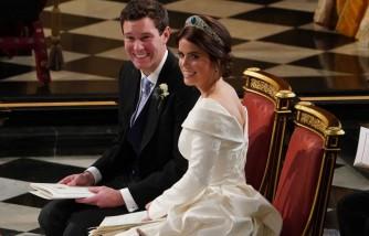 Sarah Ferguson Calls Jack Brooksbank a 'Fabulous Husband' to Princess Eugenie Amid Shocking Photos Leak