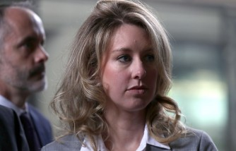 Elizabeth Holmes Gives Birth to First Baby, Criminal Trial for Theranos Fraud Looms