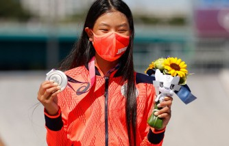 The Youngest Tokyo Olympics Medalist Is Only 12 Years Old