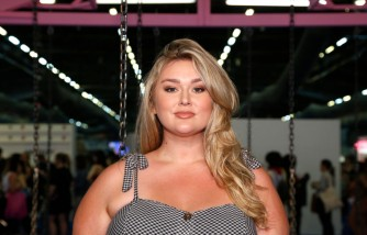 Model and New Mom Hunter McGrady Opens Up About Challenges of Breastfeeding